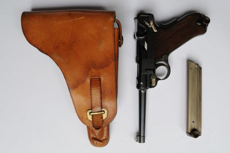 Un rare Parabellum Luger modèle 1900 bulgare. Dwm_1910