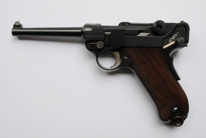 Un rare Parabellum Luger modèle 1900 bulgare. Dwm_1911