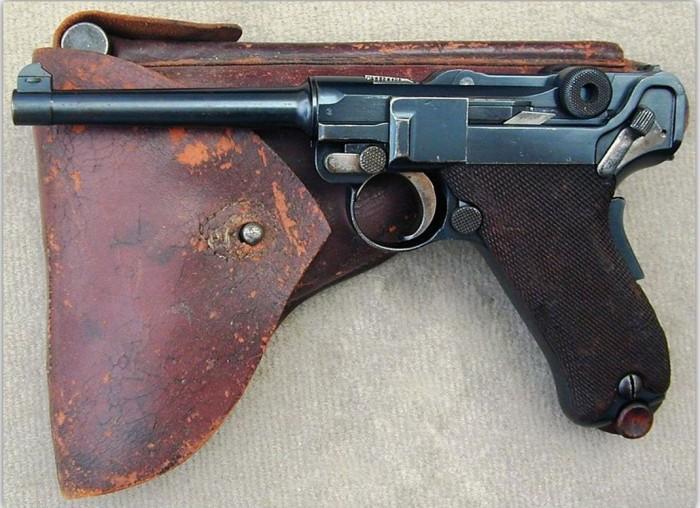 Les étuis en cuir pour les Luger bulgares 1900, 1906, 1908 et byf 42. Dwm_1925