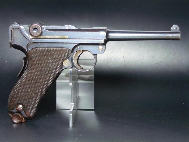 Les étuis en cuir pour les Luger bulgares 1900, 1906, 1908 et byf 42. Dwm_1926