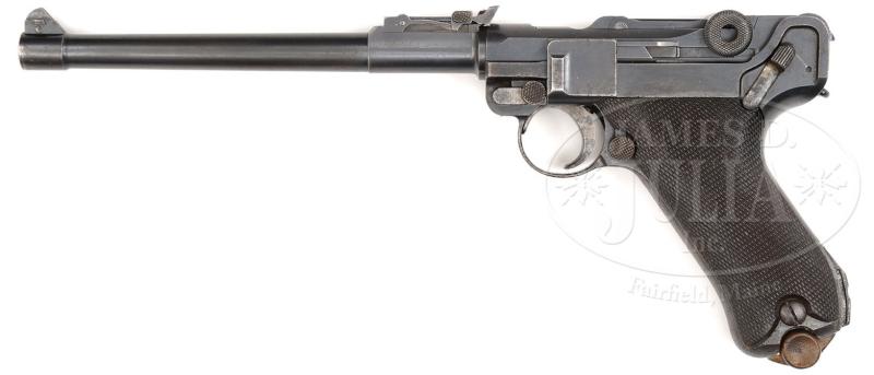 Les étuis cuir et autres pour les P 08 d'artillerie 1913-1946. Dwm_ar10