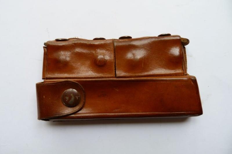Les étuis en cuir pour les Luger bulgares 1900, 1906, 1908 et byf 42. Pouch_10