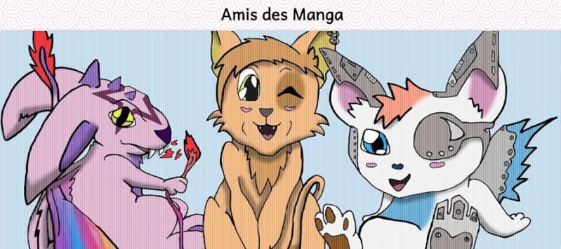 "Association ""Amis des Manga"" Ban10"