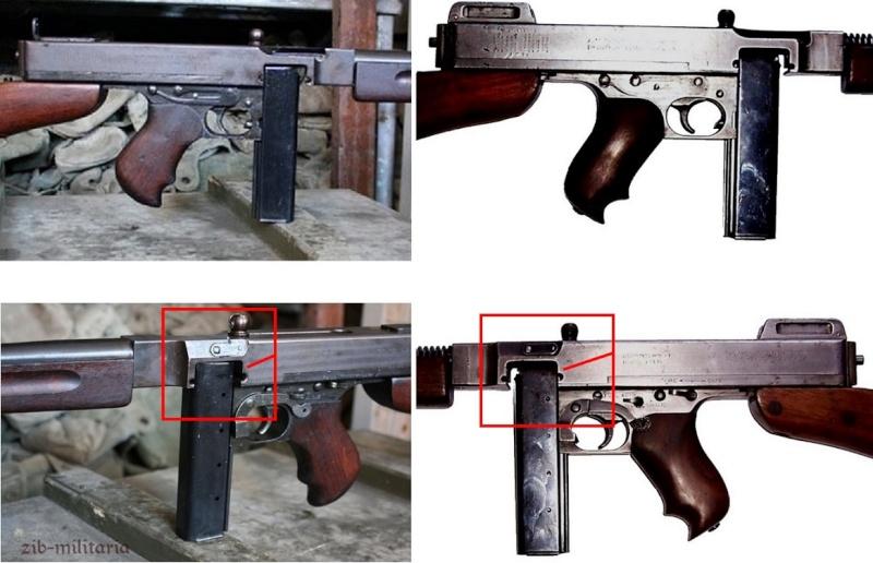 Thompson 1928A1 flat barrel 40_x_610