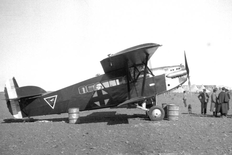 AVIATION SANITAIRE EN ALGERIE 1934-54 710