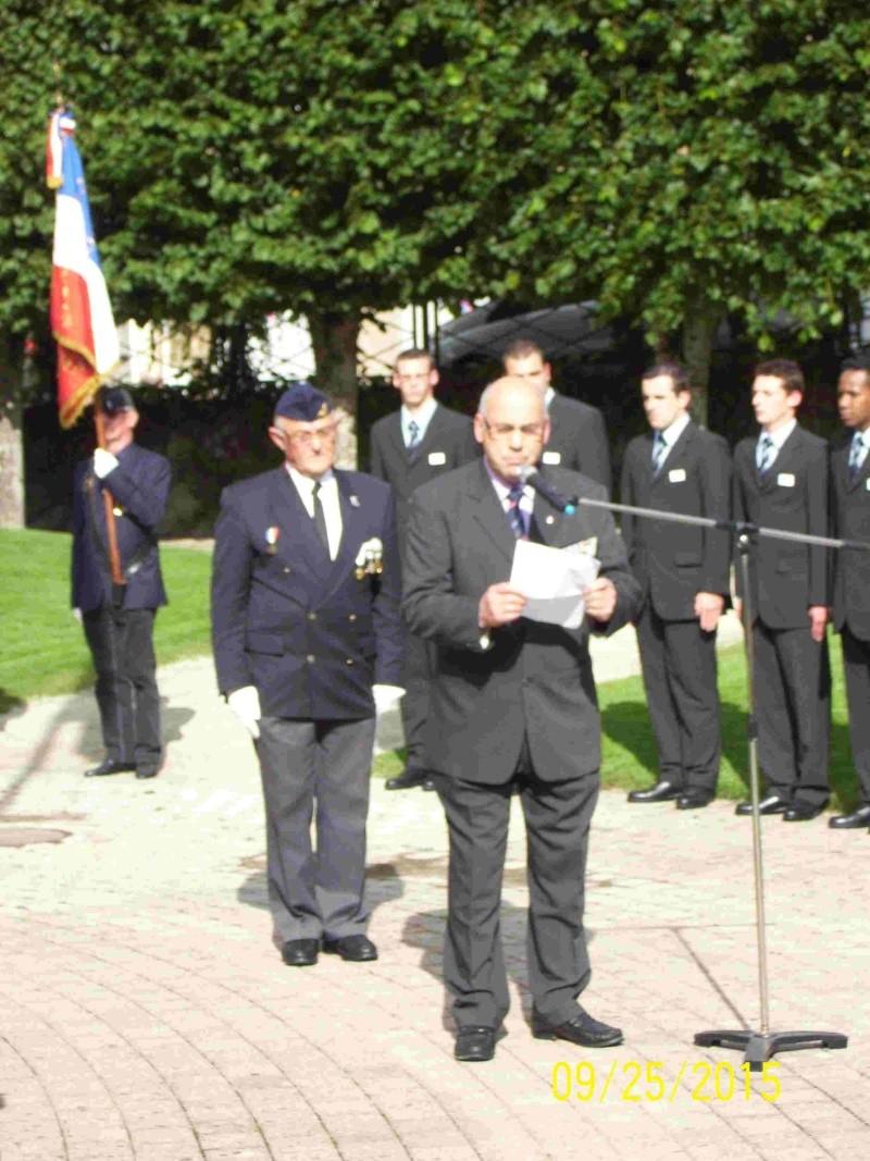 JOURNEE DES HARKIS A FLERS LE 25 SEPTEMBRE 2015 Harkis16