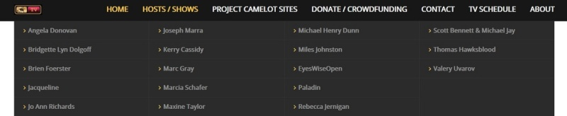 Project Camelot TV Network Hosts11