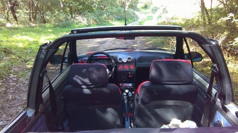 [ Peugeot 205 Cabriolet 1.4 85cv TU ] Grosse remise en forme  810