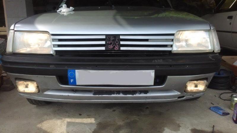 [ Peugeot 205 Cabriolet 1.4 85cv TU ] Grosse remise en forme  Cab1310