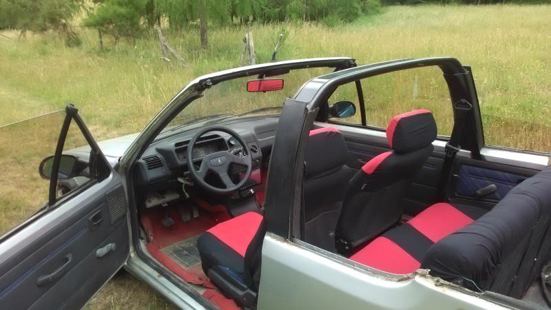 [ Peugeot 205 Cabriolet 1.4 85cv TU ] Grosse remise en forme  Cab1510