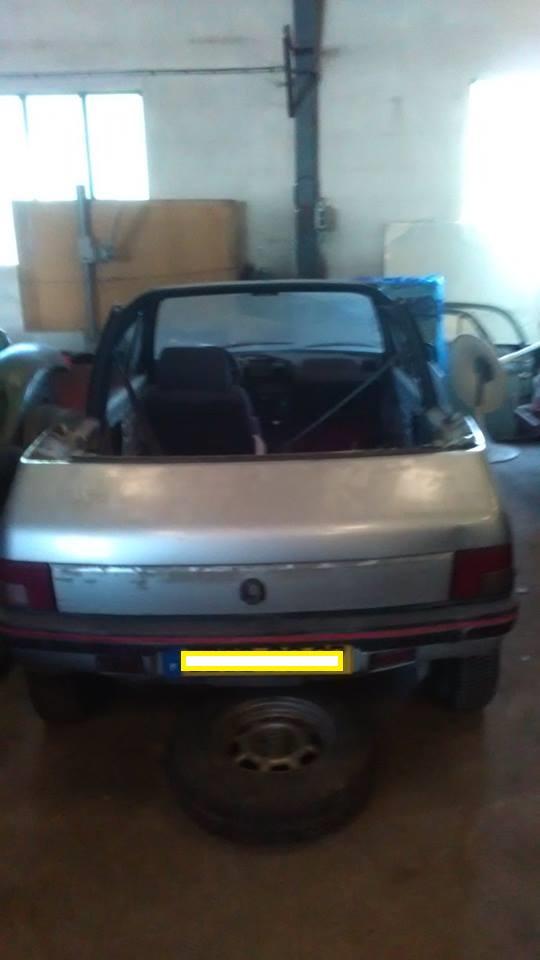 [ Peugeot 205 Cabriolet 1.4 85cv TU ] Grosse remise en forme  Cab3710