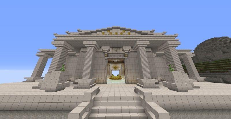 Les 12 Temples du Zodiaques 10536710