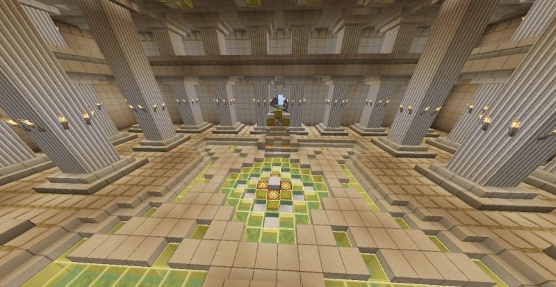 Les 12 Temples du Zodiaques 12068910