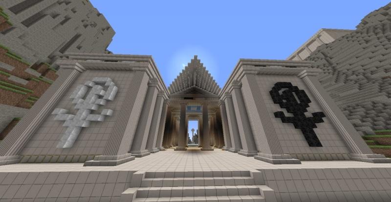 Les 12 Temples du Zodiaques 12087310