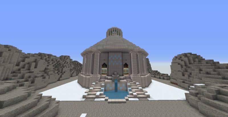 Les 12 Temples du Zodiaques 12095011