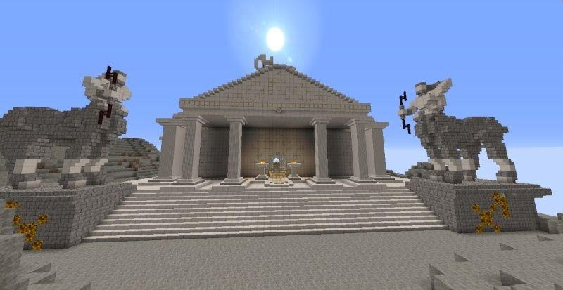 Les 12 Temples du Zodiaques 12140010