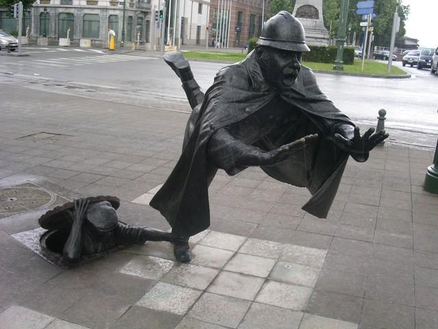 Des statues amusantes ! Pict6710
