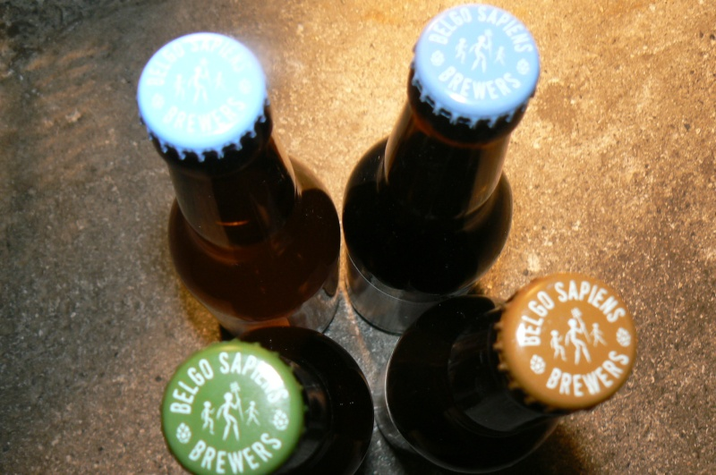 Bière BELGO SAPIENS Nivelles Belgique P1120011