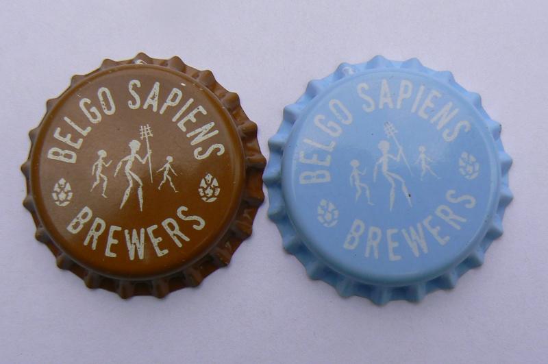 Bière BELGO SAPIENS Nivelles Belgique P1120012