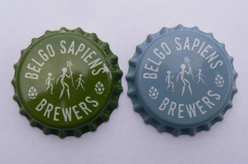 Bière BELGO SAPIENS Nivelles Belgique P1120013