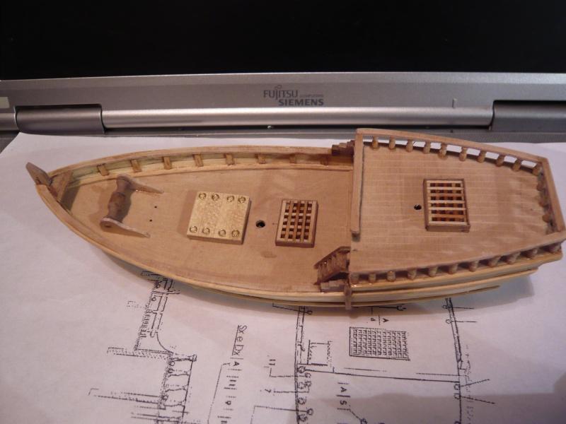 Modélisme Naval Le Radoub du Ponant - Portail P1040712