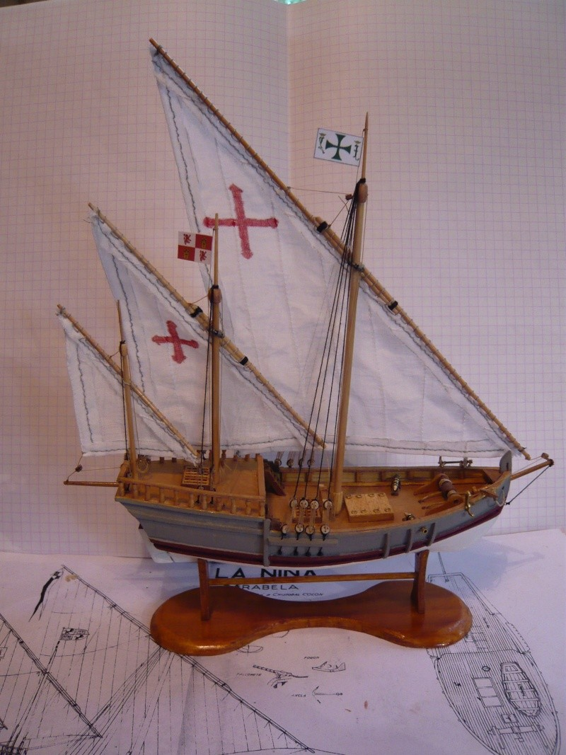 Modélisme Naval Le Radoub du Ponant - Portail P1040715