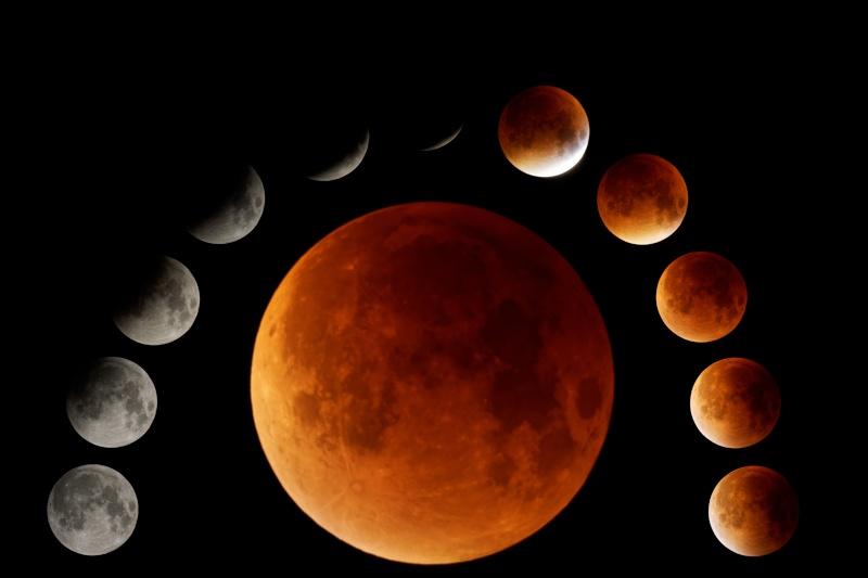 Photo eclipse de lune 2015 - Page 2 Montag10