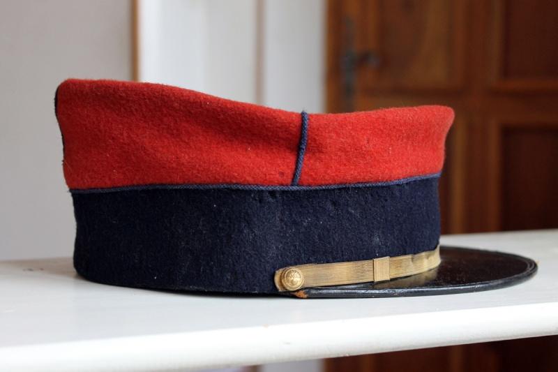 Képi sous-officier type 1884 - 158ème RI - Superbe état ESC 1 [VENDU] Img_9911