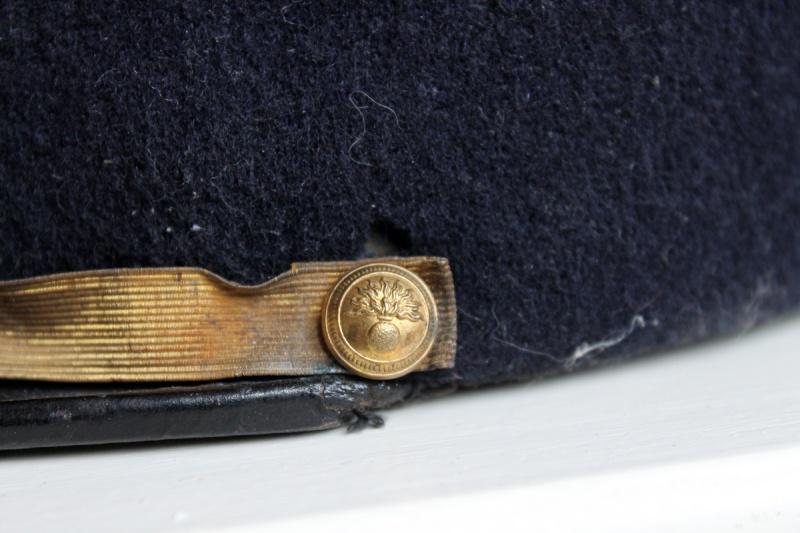 Képi sous-officier type 1884 - 158ème RI - Superbe état ESC 1 [VENDU] Img_9922