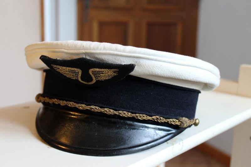 Casquette sous-officier Armée de l'air 1940 - ESC 4 [A CLOTURER] Img_9923