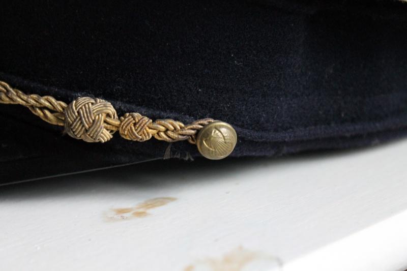 Casquette sous-officier Armée de l'air 1940 - ESC 4 [A CLOTURER] Img_9926