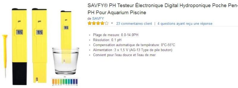 TESTEUR DE PH ELECTRONIQUE Ph-myt10