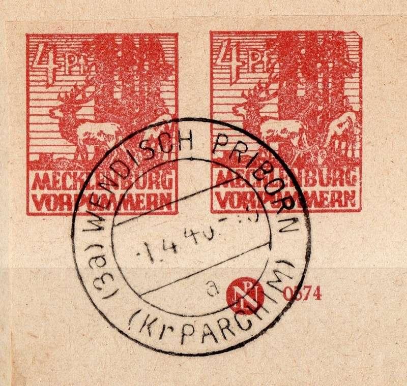 Stempelfälschungen der SBZ 1946-010