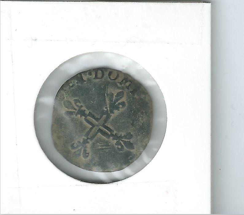 Demande indentification monnaie romaine (euh...sol parisis) Med0110