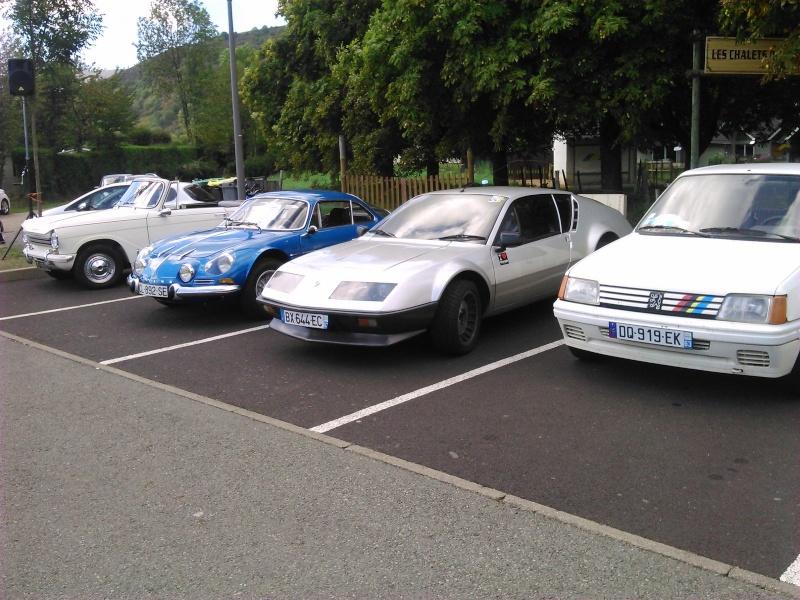 5 eme Rassemblement du Patrimoine automobile à Chambon sur Lac le 20/09/2015 Dsc_0617