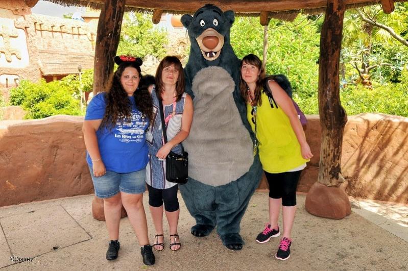 Les 2 soeurettes réunies pour un séjour chaud et riche en rencontre a Disney - Page 2 15000013