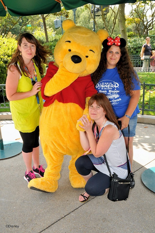 Les 2 soeurettes réunies pour un séjour chaud et riche en rencontre a Disney - Page 2 24000812