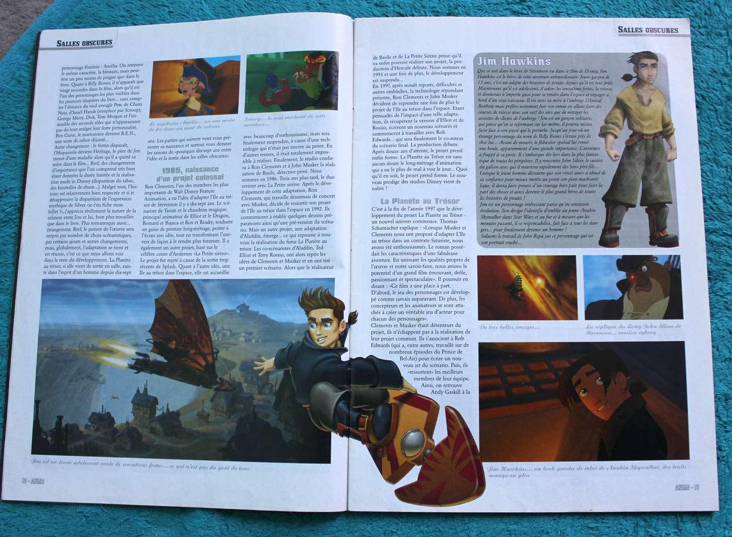 La Planète au Trésor - Un Nouvel Univers [Walt Disney - 2002] - Page 9 Img_5013