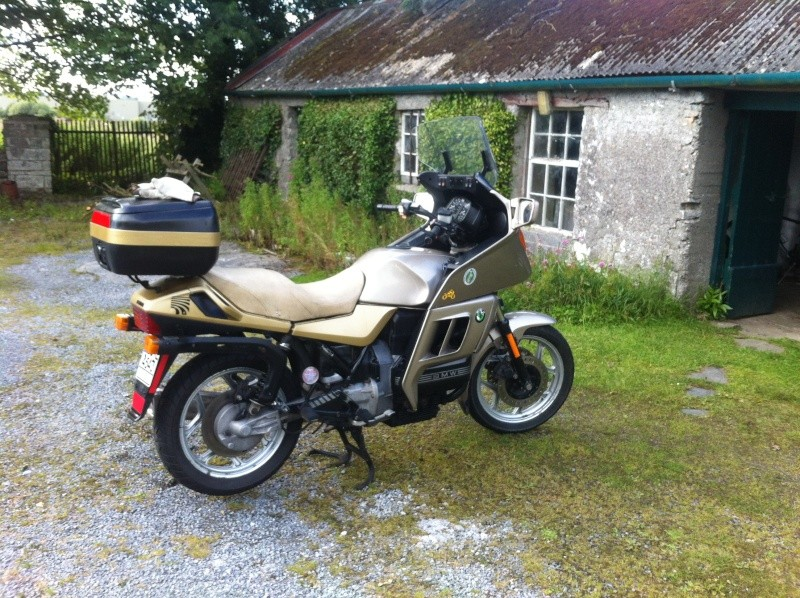 K100RT 1988 - what panniers? 2015-011