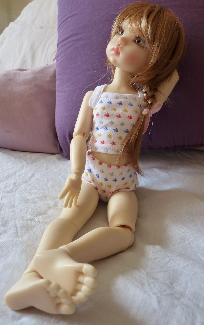 """MeiMei """"Charlotte"""" est arrivée! P1070832"""