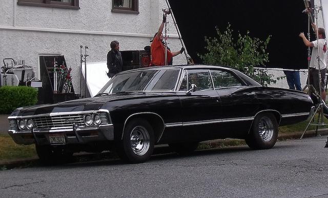 "chevrolet impala 1967...............""supernatural"" Gw640h11"