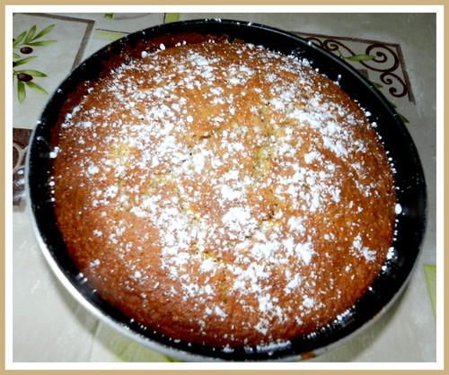 Gâteau au potimarron (butternut pour moi) Dscn2923