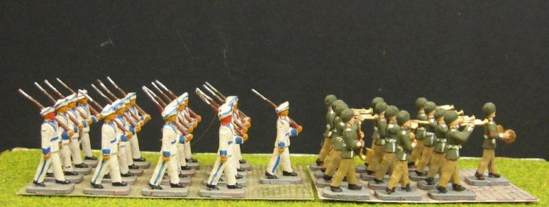 Figuren im Parademarsch H0 1:87 Img_2728