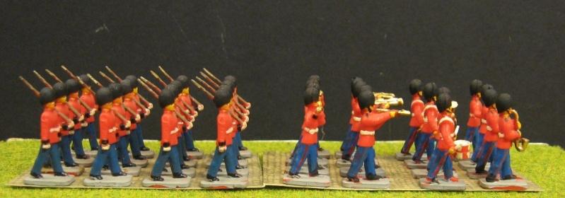 Figuren im Parademarsch H0 1:87 Img_2730