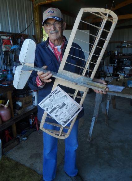 "Uncle Wayne's Carl Goldberg ""Buster""...Old Thread 4_16"