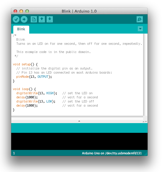 L'uso delle parentesi in Arduino (software) Arduin11