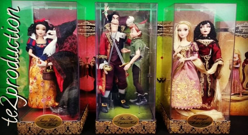 Disney Fairytale Designer Collection (depuis 2013) - Page 3 12109110