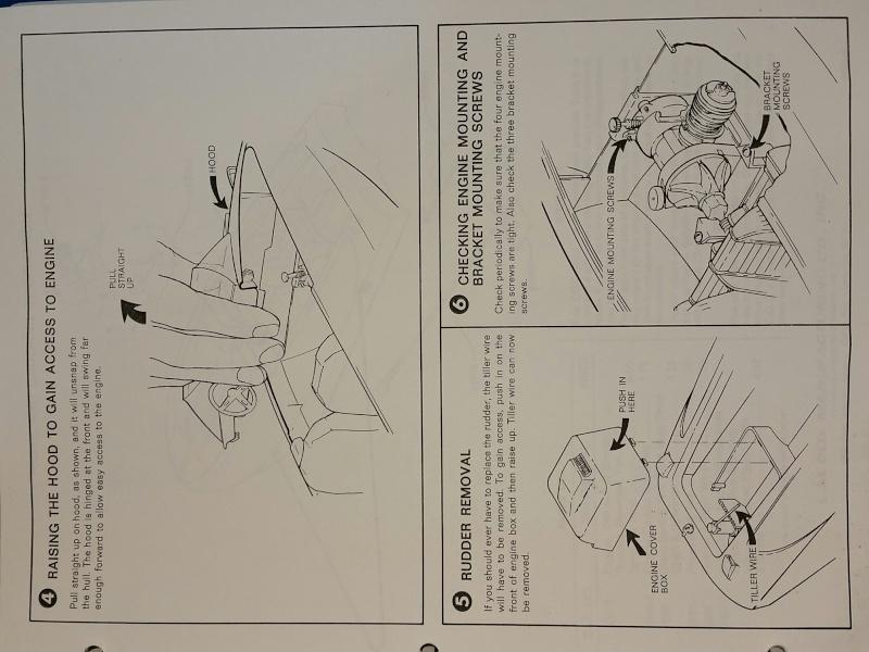 Need Cox Sea Bee instruction sheet 20151014