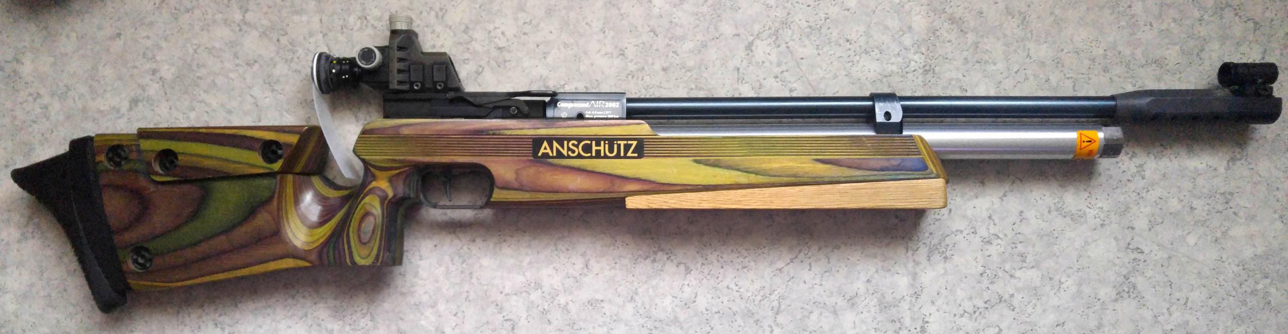 Anschutz 2001/2002 Super air 20200510