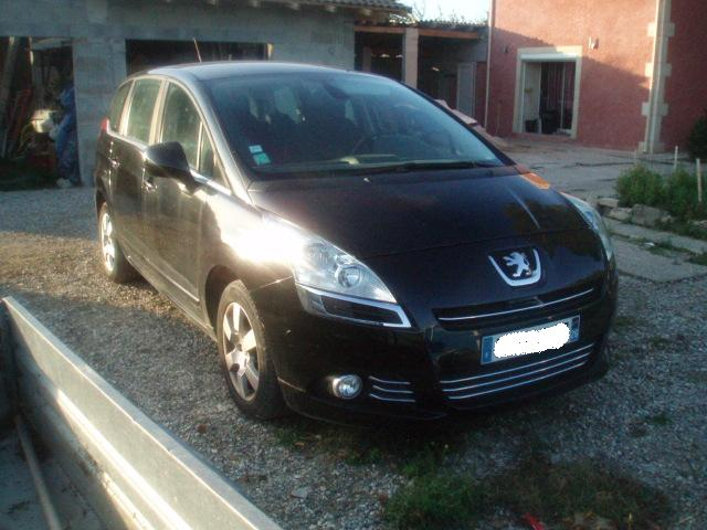 Peugeot 5008 1.6 HDi 112 FAP Business Pack 7 places  5008_a10